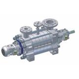 API610 BB4 multistage high pressure pump/BFP pump