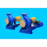 ISO5199/ASME standard WPP long coupled chemical pumps