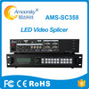 Amoonsky HDMI Full Color LED Video Processor 4K Video Splicing Processor SC358 for p5 p6 p4 LED Display Screen Indoor Outdoor