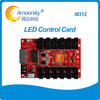original factory supply AMS-M312 led control card compare to novastar control card for full color led display screen rental