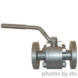 Floating Type Ball Valve 2 inch 1500 LB RF ,A105 Hand wheel