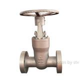Pressure Seal Bonnet Gate valve,1500LB,4 Inch,Flange End