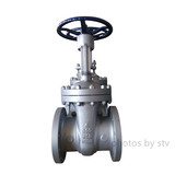Carbon Steel Gate Valve ,8 Inch ,300 LB, A216 WCB, API 600