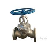 Cast Steel DIN Globe Valve,PN40,DN150,Flange End
