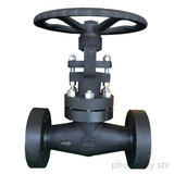 API 602 Integral Flanged Forged Globe Valve, Psb, A105N, 2500LB, 2 Inch