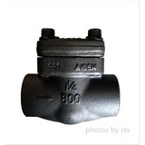 Lift Check Valves,API 602 CL800,DN32,FNPT End