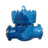 A217 GR WC6 Swing Check Valve, 6 Inch, 900LB, BW Ends
