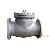 Swing Check Valve Class 150LB,5 Trim, 12 Inch, Raised Face