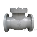 ASTM A352 LC3 Swing Check Valve,300LB,12 Inch,Flange End