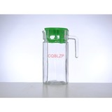 Chongqing wholesale vintage glassware water pitcher with filter