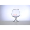 Professional centerpiece goblet cups tall red wine glass