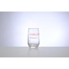 Clear Simple Glass Water Tumblers Cheap Wine Glasses Air Plane Glass Cups