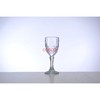 cheap clear drinking glass wholesale champagne saucers