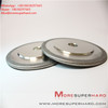 Electroplated diamond CBN grinding wheel can be used for surface grinding, internal grinding and external grinding Alisa@moresuperhard.com