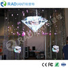 High quality and competitive price Chinese manufacture for retail stores on transparent LED screen video wall