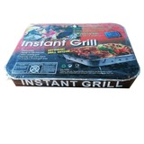 Desposable grill Instant charcoal bbq one time grill