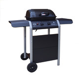 2 burners bbq gas grill