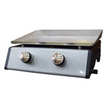 2 burners outdoor gas grill