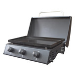 3 burners outdoor bbq gas grill