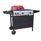 Outdoor bbq grill gas grill