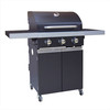 Wholesale outdoor cold rolled steel bbq grill
