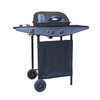 CE approval trolley simple outdoor LGP gas bbq grill