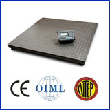 Carbon Steel Floor Scale Platform Weighing Scale