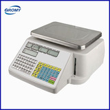 Weighing Scale Label Printing Barcode Printing Scale