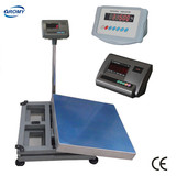 Electronic Weighing Scales Platform 400X500mm 500X600mm