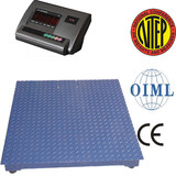 Electronic Platform Weighing Floor Scale 1t to 3t