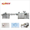 Medical infusion bag tubular film extrusion line
