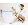 KB1500 Elongated Toilet electronic bidet seat cover 525*472*196