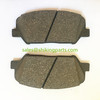 D1413 Brake Pad For Kia Auto Car.Semi Metallic Material