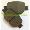 D817 Brake Pads For Toyota, Semi Metallic Material