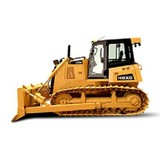 Horsepower track-type dozer bulldozer with elevated sprocket