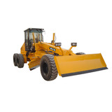 Moto Grader Famous brand diesel engine with reliable and powerful performance