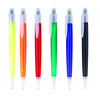 B8150 high quality retractable promotional plastic ball point pen