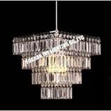 Foshan JNY Lighting Elegant Chandelier Design Ceiling Pendant Light Shade with Beautiful Clear Acrylic Jewel Effect Droplets