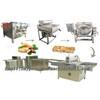 Peanut Chikki Peanut Brittle Production Line|Kadalai Mittai Making Machine Manufacturer And Supplier In China
