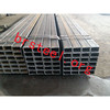 Hollow Section Square Rectangular Carbon Steel Pipes Hot Rolled Cold Drawn Construction Fluid Transportation