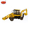 SZ40-16 backhoe loader with 0.4m3 rated bucket capacity