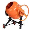 CM2A Portable Electric Mini Drum Cement Concrete Mixer