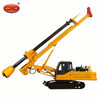 ZM-530 Diesel Crawler Excavator Mounted Vibratory Pile Driver