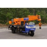 3 ton mobile crane