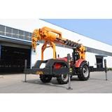 8 ton off road crane tractor crane
