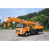 10 ton mobile crane