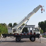Hydraulic Mobile Construction Crane 16 Ton