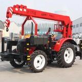 4*4 3 Ton Mobile Hydraulic Tractor Crane