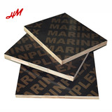 LinYi manufactures high quality film faced plywood for construction