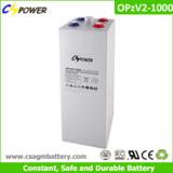 2v 1000ah OPzV Tubular Gel Battery for Solar UPS